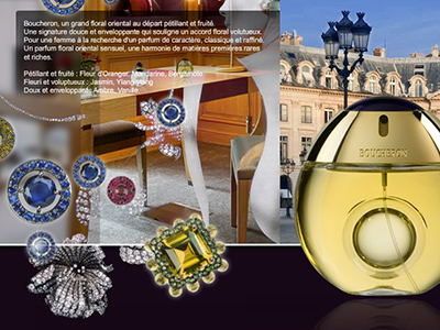 Boucheron / Parfums