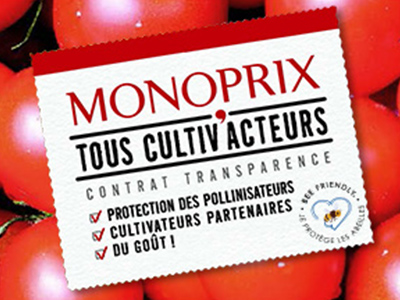 Monoprix / Cultiv'acteurs